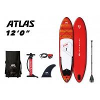 """Aqua Marina Atlas 12'0"""" i-SUP (366x84x15cm)"""