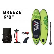 """Aqua Marina Breeze 9'0"""" i-SUP (275x76x12cm)"""