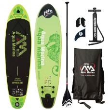 """Aqua Marina Breeze 9'9"""" i-SUP (300x75x10cm)"""