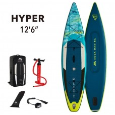 SUP dēlis Aqua Marina Hyper Touring 12.6  (381x81x15cm) aquamarina