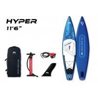 """Aqua Marina Hyper Touring 11'6"""" i-SUP (350x79x15cm)"""