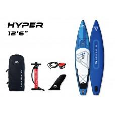 """Aqua Marina Hyper Touring 12'6"""" i-SUP (381x81x15cm)"""