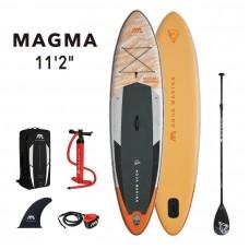 SUP dēlis Aqua Marina Magma 11.2 (340x84x15cm) aquamarina BT-21MAP