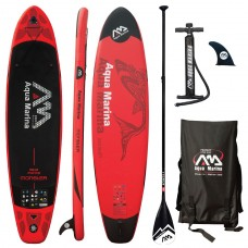 "Aqua Marina Monster 12"" i-SUP (365x81x15cm) + Airis"