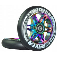 Scooter Wheel Raven Master Neo Chrome 110mm