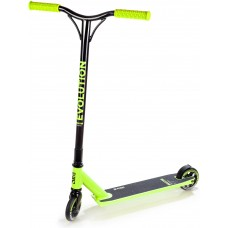 Skrejritenis Stunt Scooter Raven Evolution Master Lime 110mm