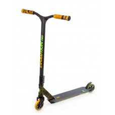 Skrejritenis Stunt Scooter Raven Pro Orange / Green 110mm