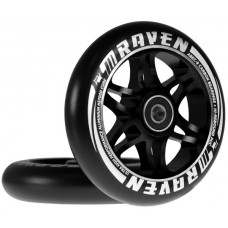 Scooter Wheel Raven Master Black 110mm