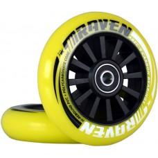 Scooter Wheel Raven Slick Lemon 100mm
