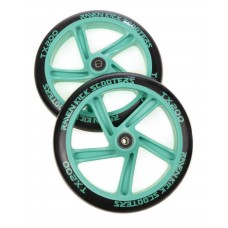 Scooter Wheel Raven Straight Mint 200mm