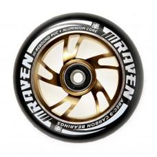 Scooter Wheel Raven Lexer Gold 100mm