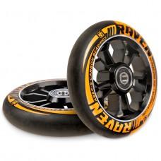 Scooter Wheel Raven Torden Orange 110mm