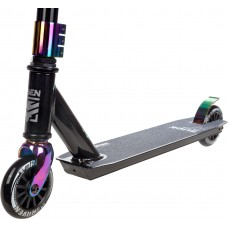 Skrejritenis Stunt Scooter Raven Evolution Slick Color 100mm