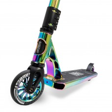 Skrejritenis Stunt Scooter Raven Switch Neo Chrome 110mm