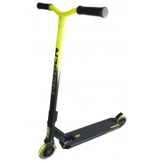 Skrejritenis Stunt Scooter Raven Torden Black Lime 110mm