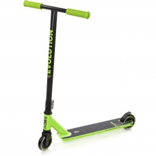 Skrejritenis Stunt scooter Raven Evolution Rookie Lime 100mm