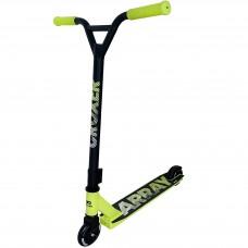 Skrejritenis Stunt scooter Croxer Array Lime 100mm