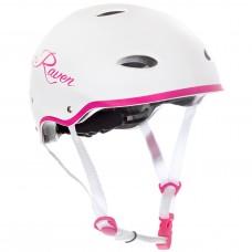 Ķivere Raven F511 White/Pink (S, M)
