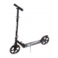 Skrejritenis Kick Scooter Raven Straight Black/Silver 200mm