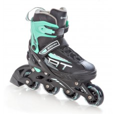 Skrituļslidas Raven Profession Black/Mint (36 - 39)