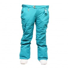 686 WM Mannual Mesa Ins Pants Teal (XL)