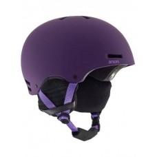 ANON Greta Womens Purple L (59-61cm) Burton