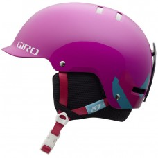GIRO Vault Youth Pink Paintbrush M (55,5 - 59cm)