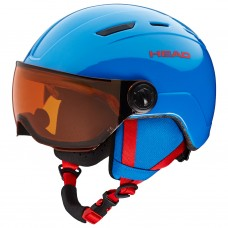 Head Mojo Visor Blue Junior (XS/S)