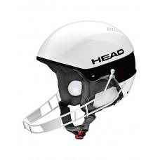 Head Stivot SL Chinguard White/Black  (XL/XXL)