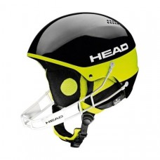 Head Stivot SL Chinguard Black (M/L, XL/XXL)