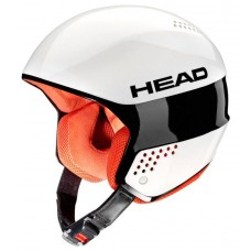 Head Stivot Race Youth Withe/Black (XS S)