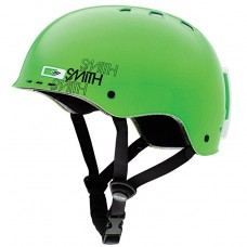 Aizsargķivere Smith Holt Park Neon Green (M XL)