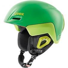 Uvex JIMM OCTO+ green-lemon mat (S/M)