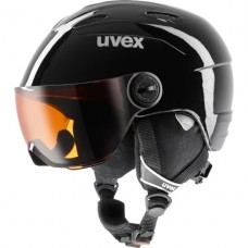 UVEX Junior Visor Black (XS/S, S/M)