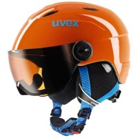 UVEX Junior Visor Orange (S/M)