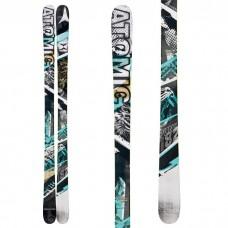 Atomic Punx + stiprinājumi TZ5 (110cm) freestyle slēpes